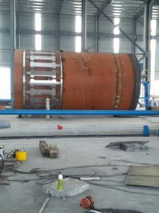 Tyre Ring/Chair/Riding Ring for Rotary Kiln/Dryer of Mine Industry/Cement/Fertilizer Plant pictures & photos