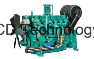 Industrial Engines for Water Pump/Generator Set/Air Compressor/Construction Machinery pictures & photos