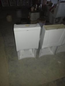 One Piece Wash Down Love Design Toilet / Water Closet pictures & photos