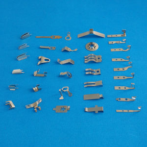 Electrical Stamping Part Metal Part pictures & photos