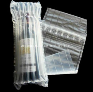 Laminated Plastic Bubble Cushioned Bag for Bottle Protection pictures & photos