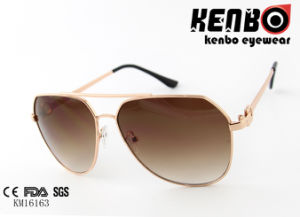 Special Hinge Style Fashion Metal Sunglasses Km16163 pictures & photos