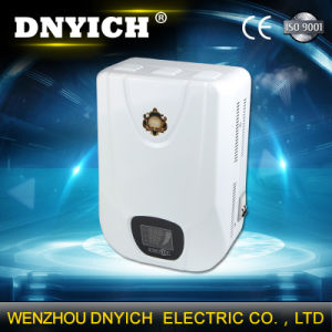 Tsd 1000W 1kVA Single Phase LCD Automatic AC Voltage Regulator/Stabilizer/AVR pictures & photos