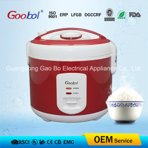 Factory Wholesale Deluxe Rice Cooker Visiable Handle pictures & photos