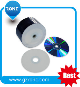Inkjet Printable CDR 700MB for Music Recording pictures & photos