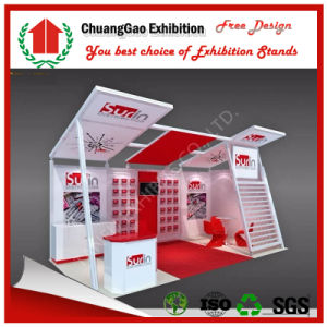 20X10FT or 6X3 Aluminum Display Booth for Expo pictures & photos