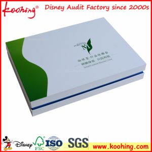 Koohing Logo Print Gift Packing Box and Folding Cardboard Paper Gift Box pictures & photos