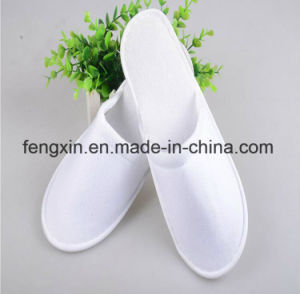Cheap Disposable Hospital Velour Doctor Slipper pictures & photos