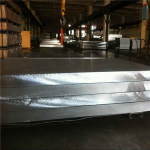 Aluminum Thick Plate for Mould Building Marine Used pictures & photos