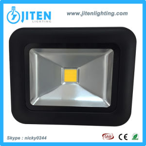 Slim Energy Saving 20W Outdoor LED Flood Light IP65 LED Flood Lamp Light pictures & photos
