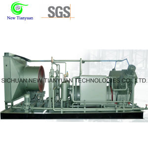Marsh Gas Air Cooling Industrial Gas Booster Compressor