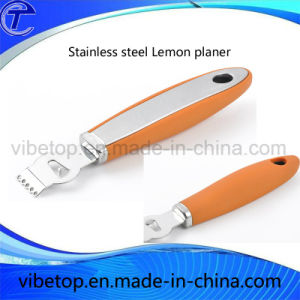 China Manufacturer Wholesale Stainless Steel Kitchen Tool Lemon Planer/Grater pictures & photos