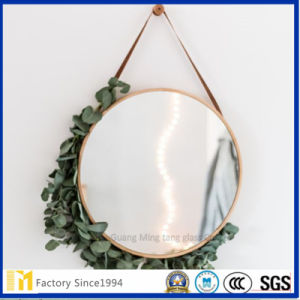 Various Shapes Silver Small Mirror for Wall Decorations pictures & photos