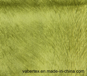 Polyester Dyed Velvet Household Textile Upholstery Sofa Fabric pictures & photos