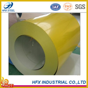 Steel Coil Type and Galvanized Surface Treatment Color Coated Steel Sheets