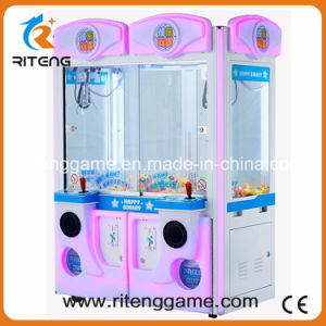 Kids Coin Operated Amusement Arcade Claw Crane Machine for Sale pictures & photos