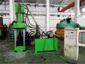 Y83-400 Series Briquetting Press Machine pictures & photos