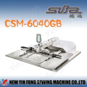 600mm *400mm 60cm* 40cm Big Area Coverage Auto Semi-Auto Sewing Machine