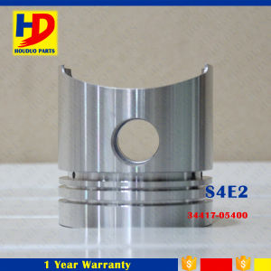Piston S4e-2 for Excavator Diesel Engine Spare Parts OEM (34417-05400) in Stock pictures & photos
