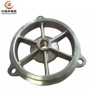 OEM Gunmetal Bronze Brass Copper Machinery Casting Part pictures & photos