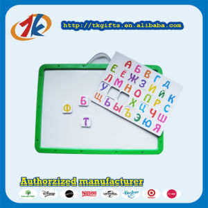 China Supplier Environmental Animal Zoo Magnetic Writing Board Toy pictures & photos