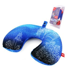 Neck Protection U-Shape Travel Rest Pillow Inflatable for Sale pictures & photos