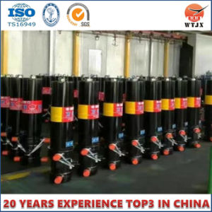 Telescopic Hydraulic Cylinder for Tipper Truck pictures & photos