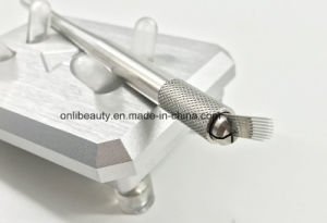 Newest Stainless Steel Classic Microblading Manual Tattoo Pen pictures & photos