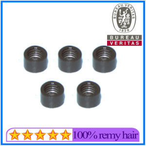 Double Strands Micro Ring Hair Extension with Screw Thread pictures & photos