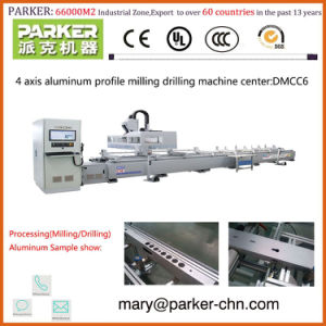 5 Axis CNC Machining Center Aluminum Machine Center Drilling Milling pictures & photos