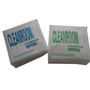 Cleanroom Ployester Wiper for Laboratories Cleanroom pictures & photos
