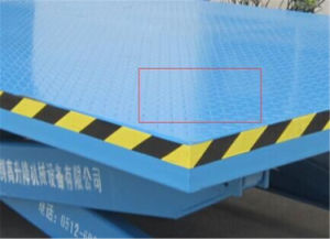 1 Ton Stationary Hydraulic Scissor Lift Table (SJG1-1) pictures & photos