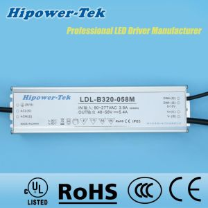 320W Waterproof IP65/67 Outdoor Power Supply LED Driver pictures & photos
