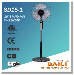 "16"" High End Oscillating Pedestal Fan with Remote Control pictures & photos"