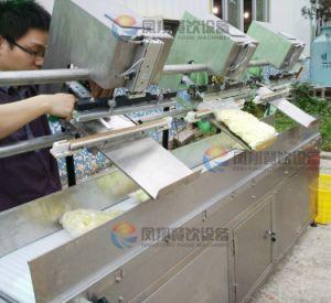 Automatic Gas Flushing Food Vegetable Fruit Snacks Meat Vacuum Sealing Sealer Machine pictures & photos