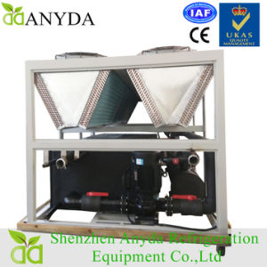 Industrial Modular Air Cooled Screw Type Water Chiller pictures & photos