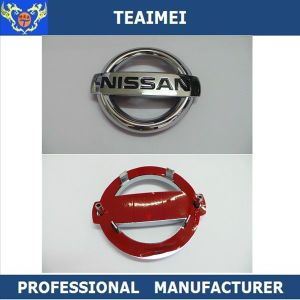 Custom 3D Car Logo ABS Chrome Car Badges Emblems For Sticker pictures & photos