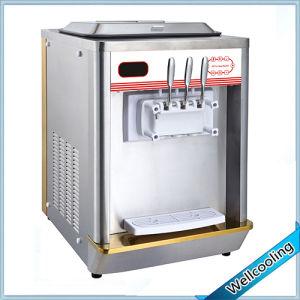 China Supplier Ice Cream Machine Mini Frozen Yogurt Machine pictures & photos