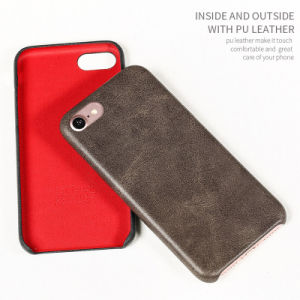 High Quality Mobile Phone PU Leather Case for iPhone 7 pictures & photos