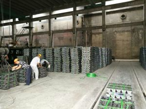 Standard Lead Ingots Having 99.994% Purity Available for Buy pictures & photos
