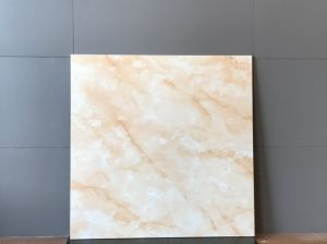 600X600mm Rustic Stone Tile Full Polished Glazed Look Like Q6801 pictures & photos