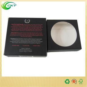 Cosmetic Packaging Gift Box with Clear Window Folding Carton, (CKT-CB-325) pictures & photos