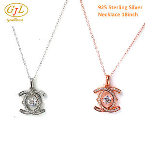 925 Sterling Silver European Necklace for Wonman with Stone AAA Zircon (N6782) pictures & photos