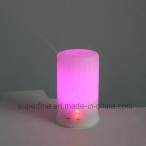 Decorative Altrosonic Aroma Cool Mist Plastic LED Diffuser with Multicolor pictures & photos