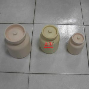 Al2O3 Porcelain Grinding Jar pictures & photos