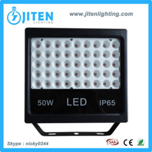Waterproof IP65 Outdoor Slim LED Flood Light/Lamp, High Power Floodlight pictures & photos