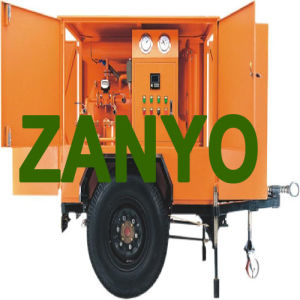 Zym Mobile Type Transformer Oil Purifier pictures & photos