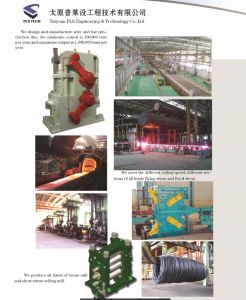Roller Chain in Hot Rolling Mill pictures & photos