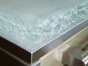 High Quality Kitchen Tempered Colored Glass Countertops pictures & photos