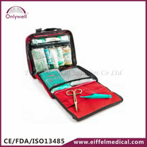 Travel Medical Outdoor Emergency First Aid Kit pictures & photos